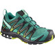 Salomon XA Pro 3D GTX Shoes Women Deep Lake/Black/Lime Green